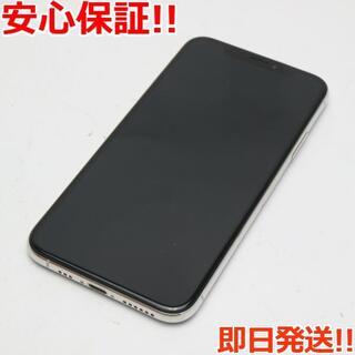 アイフォーン(iPhone)の美品 SIMフリー iPhoneXS 512GB シルバー 白ロム (スマートフォン本体)