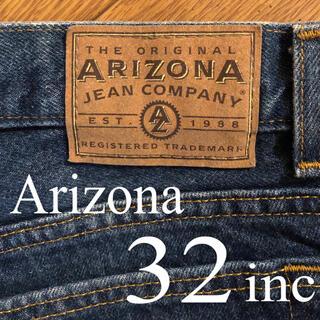 アリゾナ(ARIZONA)のArizona/アリゾナ 32inc デニムパンツ ジーンズ パンツ(デニム/ジーンズ)