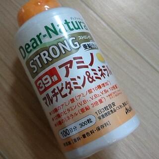アサヒ - アサヒ ディアナチュラ ストロング 39種 アミノマルチビタミン&ミネラル 新品