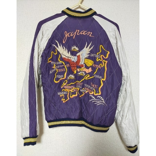 東洋エンタープライズ(トウヨウエンタープライズ)の東洋テーラー スカジャン リバーシブル メンズのジャケット/アウター(スカジャン)の商品写真