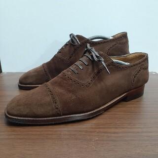 エンツォボナフェ(ENZO BONAFE)の[高級] エンツォボナフェ  スエード 革靴 レザーシューズ(ドレス/ビジネス)