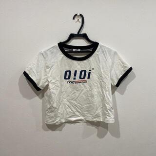 ゴゴシング(GOGOSING)のoioi Tシャツ(Tシャツ(半袖/袖なし))