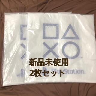 プレイステーション(PlayStation)のPlayStation5 Amazon限定特典エコバッグ 2枚セット(トートバッグ)