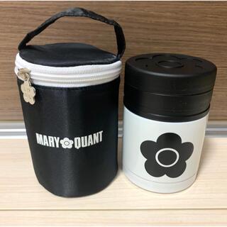 マリークワント(MARY QUANT)の【未使用】マリークワント MARY QUANT ノベルティ フードポット 非売品(弁当用品)