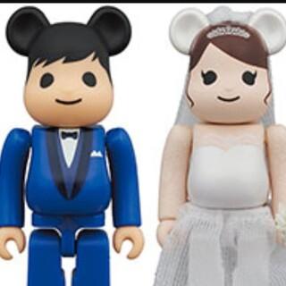 メディコムトイ(MEDICOM TOY)のBE@RBRICK グリーティング結婚 4 PLUS 400%+100%(その他)