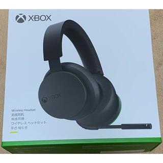 エックスボックス(Xbox)のマイクロソフト Xbox ワイヤレス ヘッドセット(ヘッドフォン/イヤフォン)