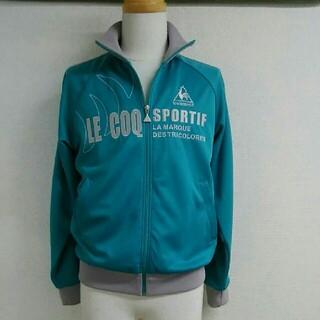 ルコックスポルティフ(le coq sportif)のle coq sportifルコック ジャージジャケット メンズM レディースL(トレーニング用品)
