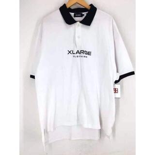 エクストララージ(XLARGE)のXLARGE(エクストララージ) 2 TONE BIG POLO SHIRT(ポロシャツ)
