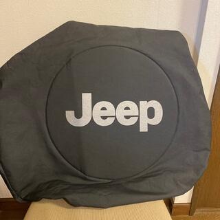 ジープ(Jeep)のジープ ラングラー  タイヤカバー(車外アクセサリ)