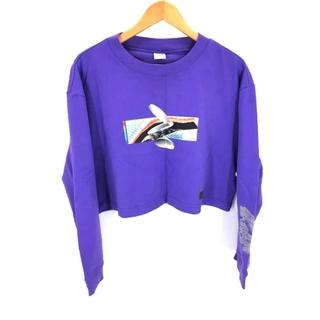 プーマ(PUMA)のPUMA(プーマ) S Tシャツ PUR レディース トップス(カットソー(長袖/七分))