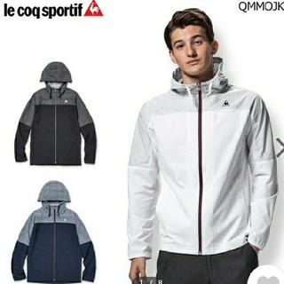 ルコックスポルティフ(le coq sportif)の新品 le coq sportif メンズ ウィンドジャケット(ナイロンジャケット)