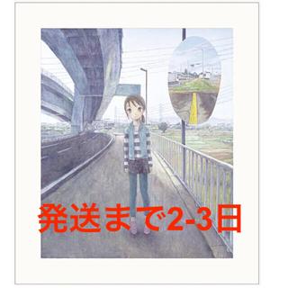 新品 新作 カイカイキキ 版画 くらやえみ シルクスクリーン「バイパス」ED50(版画)