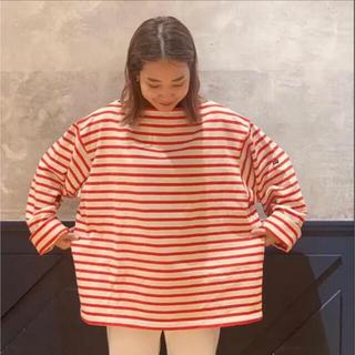 ヤエカ(YAECA)のOUTIL バスクシャツ(カットソー(長袖/七分))