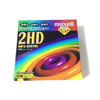マクセル(maxell)のフロッピーディスク、日立マクセルmaxell MF2-256HD(PC周辺機器)