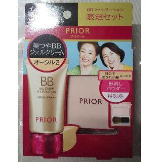 プリオール(PRIOR)のプリオール 美つやBBジェルクリーム オークル2 30g(BBクリーム)
