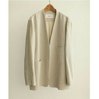 TODAYFUL - 【新品タグ付】TODAYFUL Linen Over Jacket ジャケット