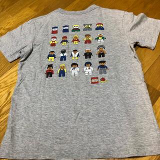 レゴ(Lego)のLEGO  レゴ2面プリント 半袖Tシャツ  S 世界の子供達 中国(Tシャツ/カットソー(半袖/袖なし))