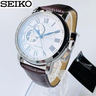 セイコー(SEIKO)の【新商品】SEIKOセイコー メンズ男性 腕時計 新品 機械式 自動巻(腕時計(アナログ))