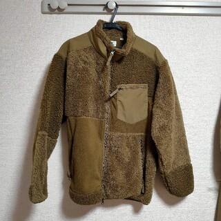 エンジニアードガーメンツ(Engineered Garments)のユニクロ エンジニアードガーメンツ フリースコンビネーションジャケット(ブルゾン)