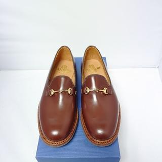 サンダース(SANDERS)のサンダース レディース ビットローファー 新品未使用(ローファー/革靴)