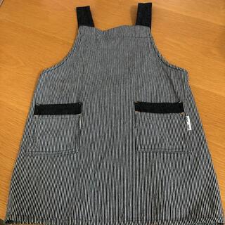 シマムラ(しまむら)の楽に着られる!男女兼用 子供用 エプロン 130(その他)