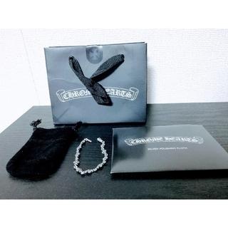 クロムハーツ(Chrome Hearts)の確実正規品クロムハーツ タイニーE CHプラス ブレスレット プレゼント付き♡ (ブレスレット/バングル)