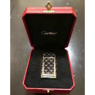 カルティエ(Cartier)の新品【Crtier】カルティエ 2Cモチーフ ライター(タバコグッズ)