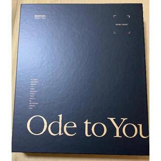 セブンティーン(SEVENTEEN)のSEVENTEEN DVD ode to you ソウルコン 日本限定盤 DVD(K-POP/アジア)