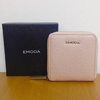 エモダ(EMODA)のEMODA 二つ折り財布(財布)