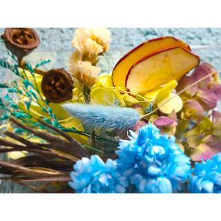 花材 詰め合わせ ドライフラワー ブリザードフラワー ⑨(ドライフラワー)