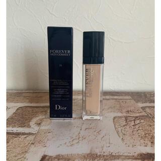 ディオール(Dior)のディオールスキンフォーエヴァースキンコレクトコンシーラー1N /ニュートラル(コンシーラー)