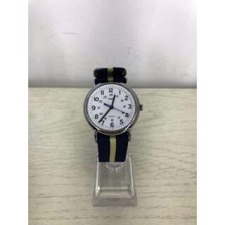 タイメックス(TIMEX)のTIMEX(タイメックス) ウィークエンダーセントラルパーク 腕時計 レディース(腕時計)
