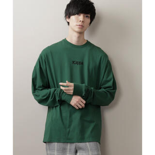 カッパ(Kappa)のkappa カッパ  ロゴT トレーナー(Tシャツ/カットソー(七分/長袖))