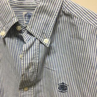 ジェイプレス(J.PRESS)のJPRESS長袖シャツ ボタンダウンシャツ メンズブルックスブラザーズバーバリー(シャツ)