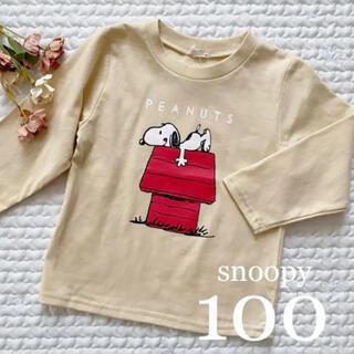 新品❁*スヌーピーT100(Tシャツ/カットソー)