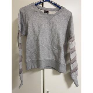 ダブルスタンダードクロージング(DOUBLE STANDARD CLOTHING)のダブルスタンダードクロージング スウェット トレーナー(トレーナー/スウェット)