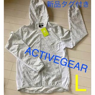 アディダス(adidas)の新品タグ付き ACTIVEGEAR アクティブギア マウンテン パーカー L(マウンテンパーカー)