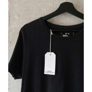 ベドウィン(BEDWIN)のzakiさん専用 bedwin ベドウィン  Tシャツ No.3  ブラック (Tシャツ/カットソー(半袖/袖なし))
