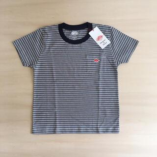 新品DANTONダントンキッズTシャツ130.135
