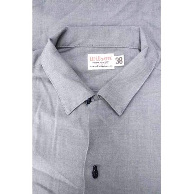 wilson(ウィルソン)のwilson(ウィルソン) チェーン ステッチ ボーリングシャツ メンズ メンズのトップス(その他)の商品写真
