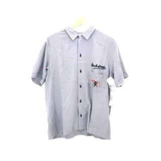 wilson - wilson(ウィルソン) チェーン ステッチ ボーリングシャツ メンズ