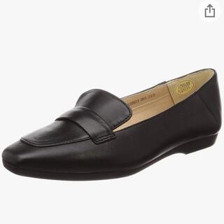 サヴァサヴァ(cavacava)の本革〈cava cava 〉スクエアトゥローファー(ローファー/革靴)