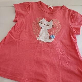 ニットプランナー(KP)のkp猫のcocoちゃん120(Tシャツ/カットソー)