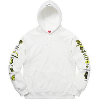 シュプリーム(Supreme)のSupreme Menace Hooded Sweatshirt(パーカー)