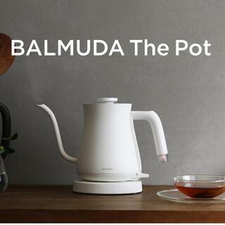 BALMUDA - 新品!未使用!バルミューダ ケトル