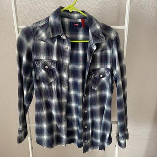 エドウィン(EDWIN)の150 エドウィンチェックシャツ(ジャケット/上着)