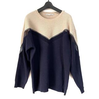ステラマッカートニー(Stella McCartney)のステラマッカートニー 長袖セーター 36 M -(ニット/セーター)