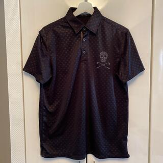 マークアンドロナ(MARK&LONA)のりゅうさま専用、MARK&LONA💀メンズポロシャツL 美品⛳️(ポロシャツ)