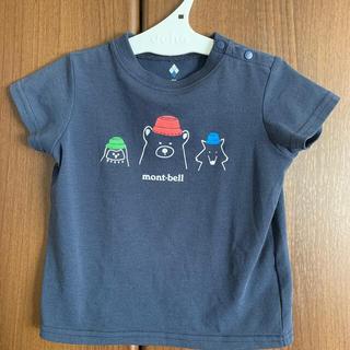 モンベル(mont bell)のモンベル Tシャツ 80 ネイビー(Tシャツ)