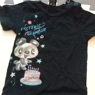 ヒステリックグラマー(HYSTERIC GLAMOUR)のヒスグラ Tシャツ(Tシャツ/カットソー)